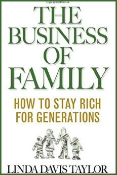 business of family book