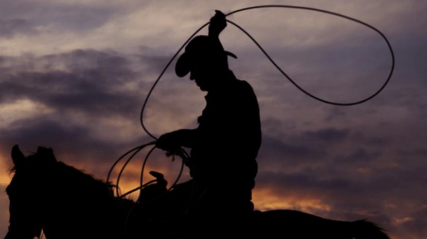 cowboy silhouette (1)