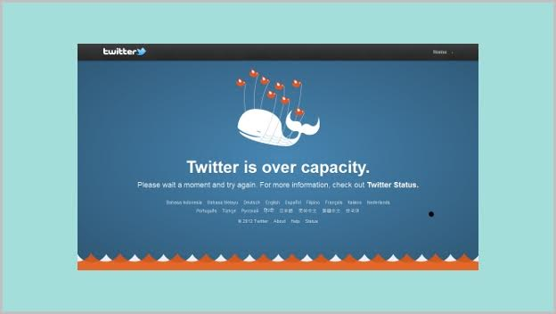 Big Twitter Outage Leaves Users Disconnected