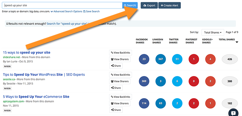 expand business website audience