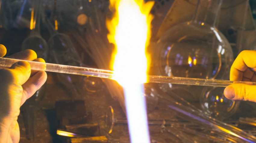 52 Home Based Business Ideas - glass blower