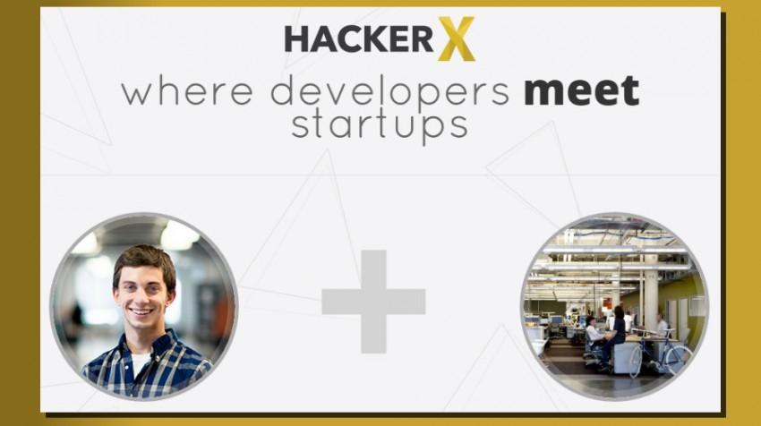 hacker x