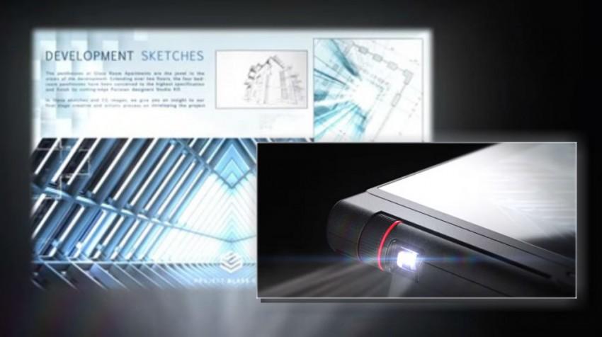 Lenovo ThinkPad projector