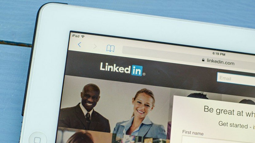 linkedin tablet