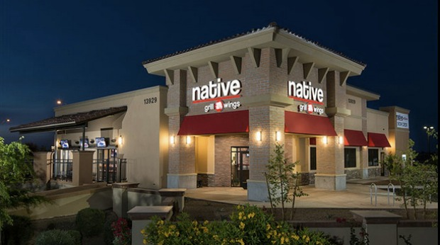 spotlight native grill and wings