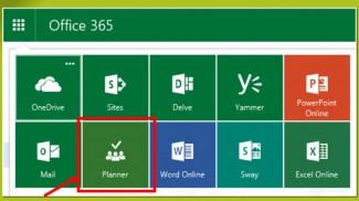 Microsoft Office 365 Planner