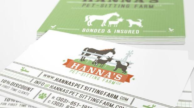 sniff design studio graphic design pet business