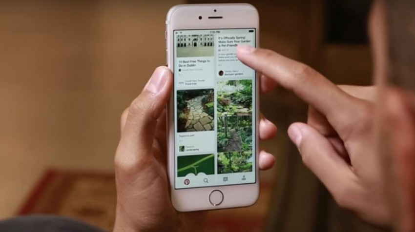 Pinterest Updates Privacy Policy