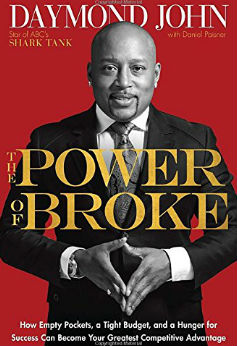 power of broke book