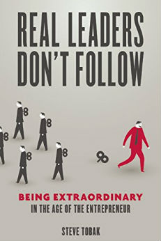 Real Leaders Don't Follow
