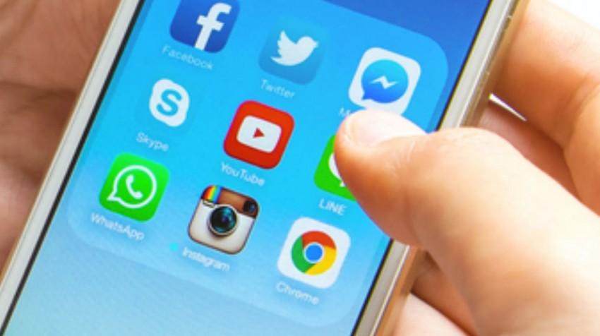social mobile user