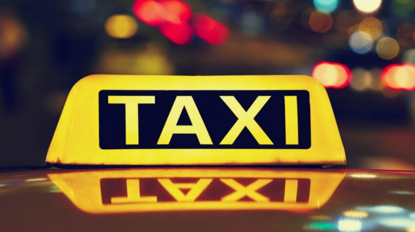 yellow cab and uber