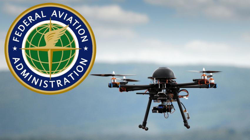 number of drones registered