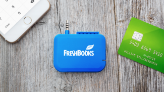 freshbooks card reader
