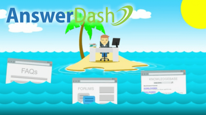 answer dash customer questions