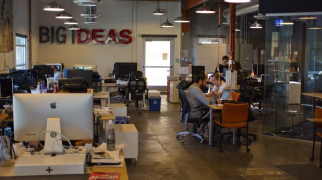 freelancer co-working spaces