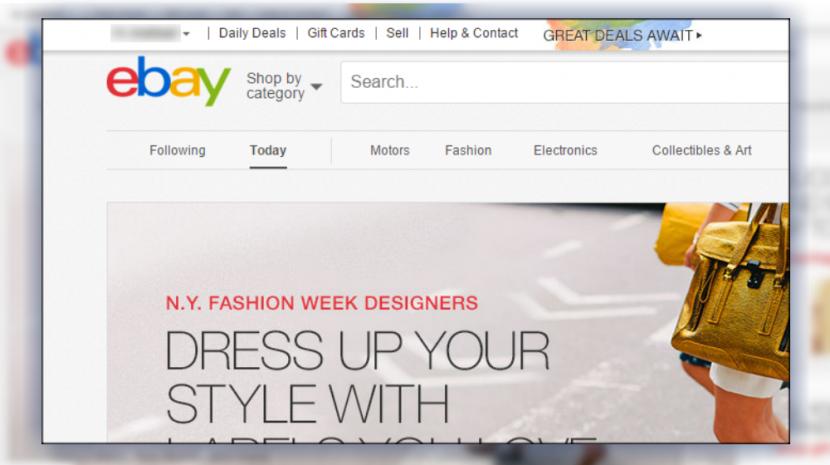 ebay turnaround plan