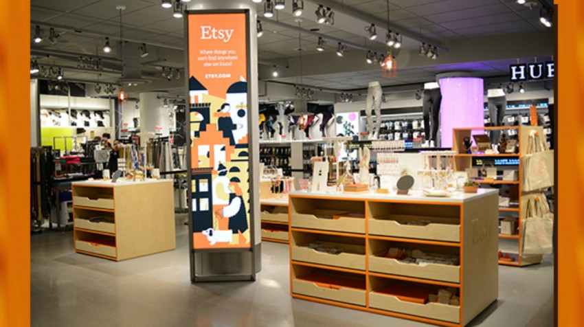 etsy opens its first physical store in macy s in nyc. Black Bedroom Furniture Sets. Home Design Ideas