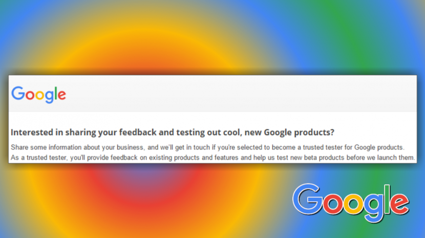 google trusted testers