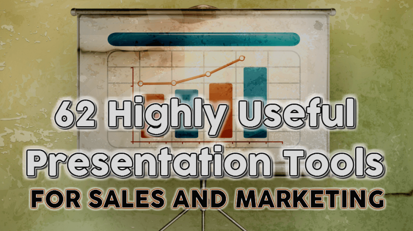Presentation Tools for Sales and Marketing
