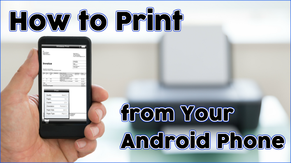 how to print from your android phone small business trends