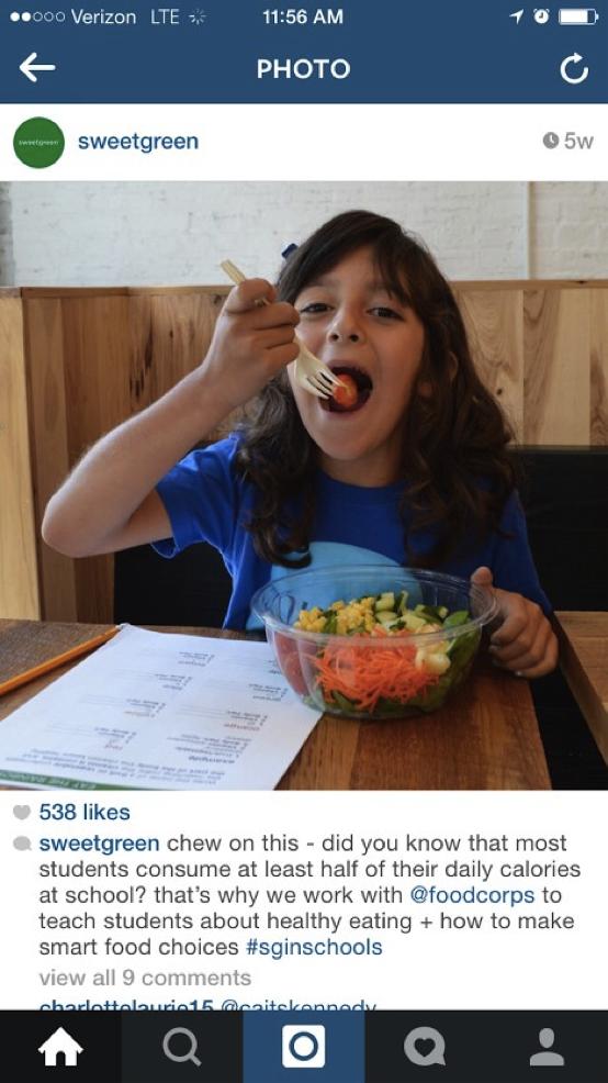 optimize instagram