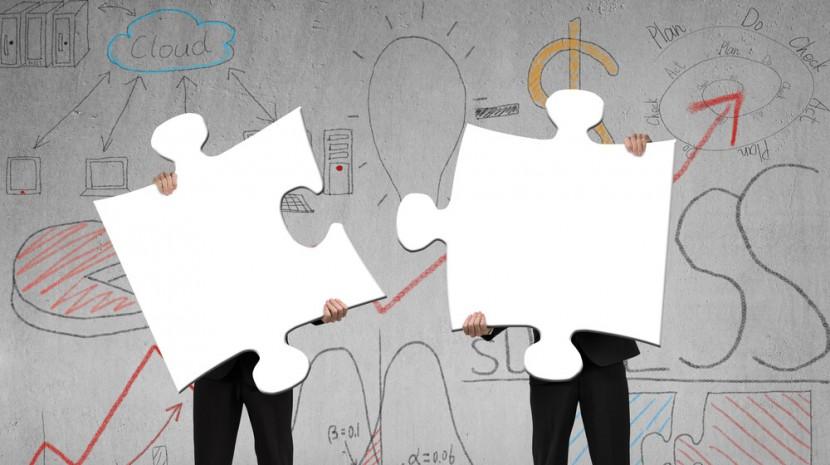 merging businesses
