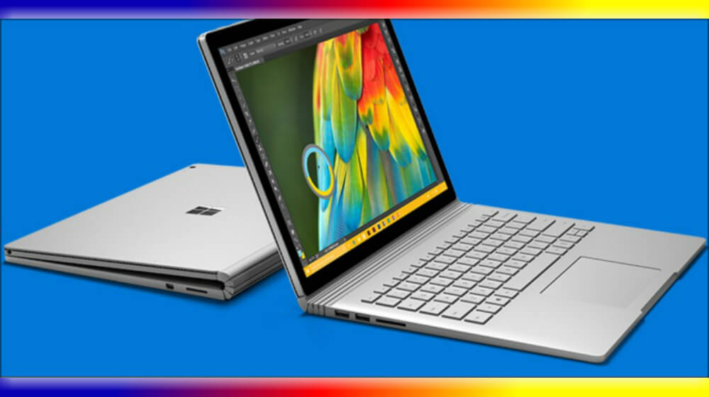 Microsoft Doubles Surface Book, Surface Pro Storage - Small