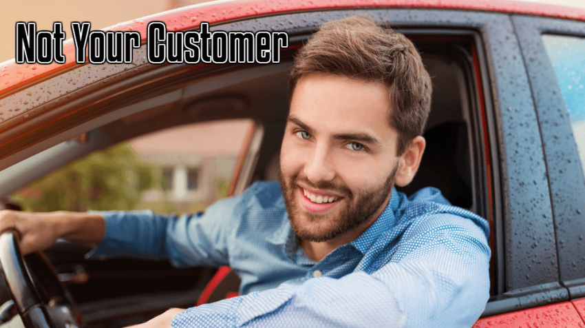 not your customer (1)