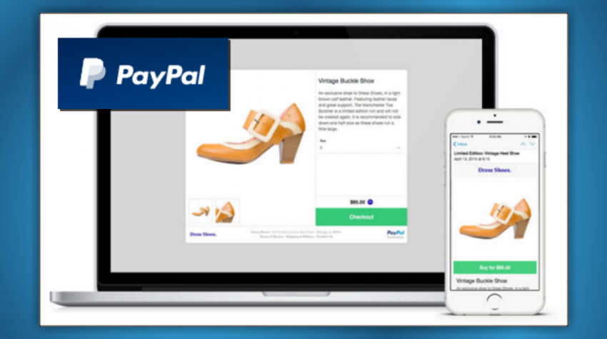 c02f8567112 New PayPal Commerce Lets You Stick Buy Buttons Almost Anywhere ...