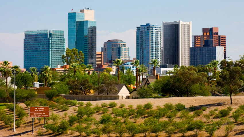 Phoenix, Charlotte, Miami Among Business Destinations This Week