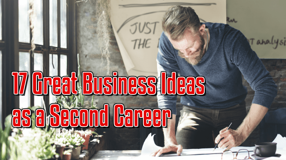 17 Great Business Ideas as a Second Career - Small Business Trends