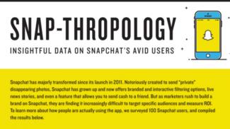 marketing via snapchat