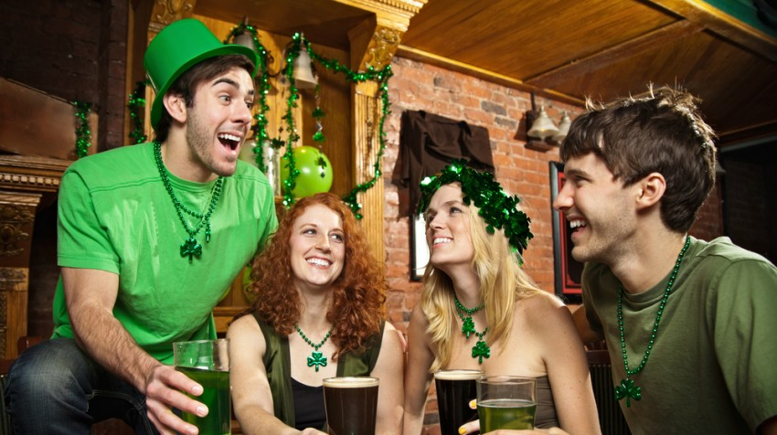 St. Patrick's Day Marketing Ideas