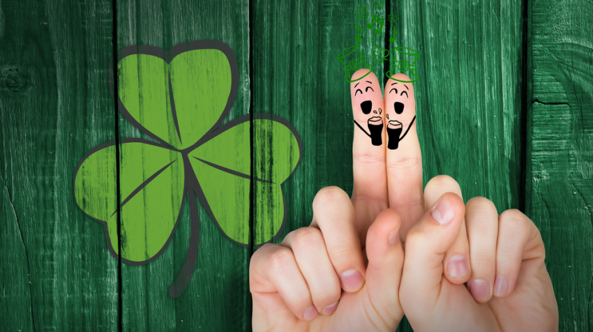 St. Patrick's Day Marketing Ideas and advertising