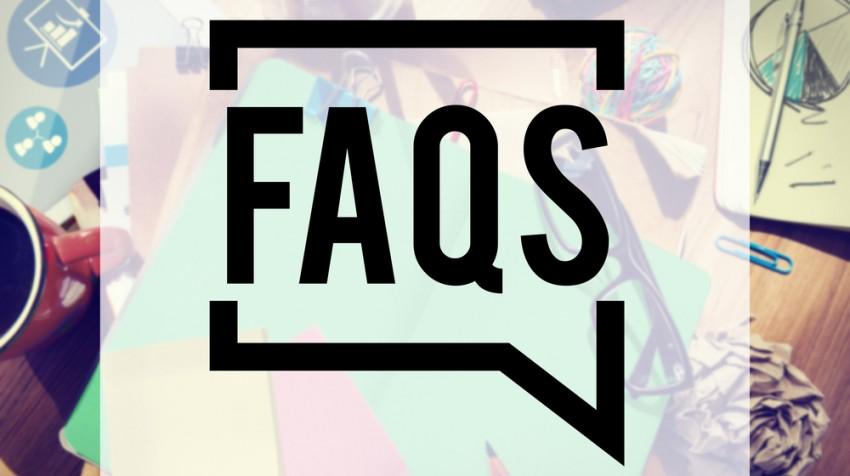 faq page tips