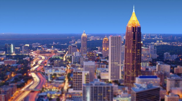 Atlanta is one of the top cities for small business entrepreneurs