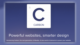 weebly carbon