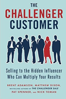challenge customer book