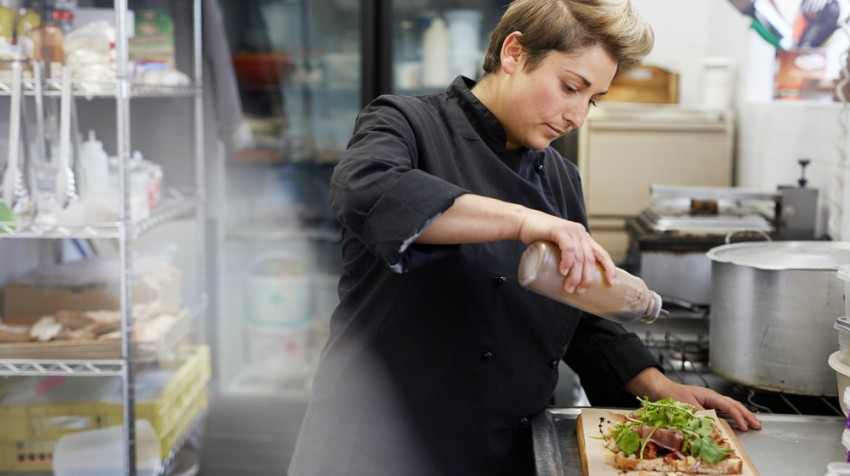women and minority-owned restaurant businesses