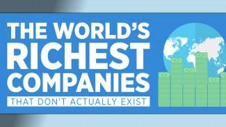 richest fake companies