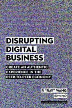disrupting business book