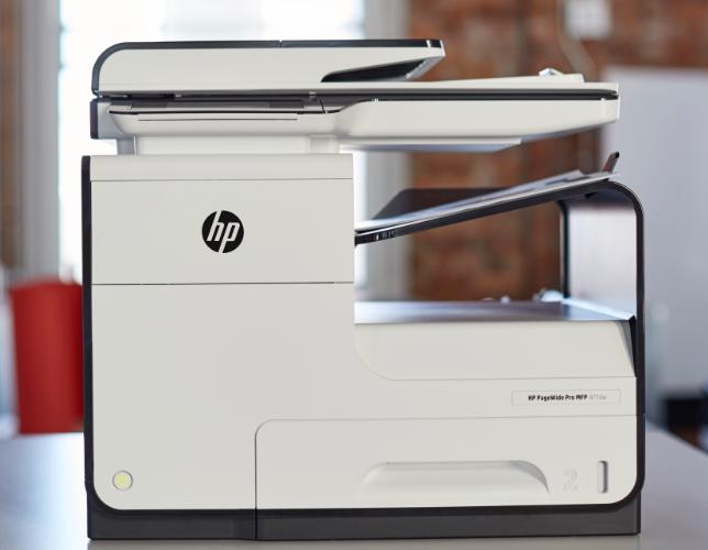 HP PageWide Pro 400 series printers