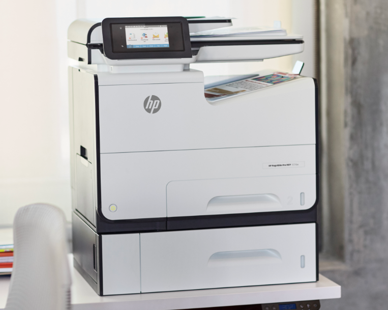 HP PageWide Pro 500 series printers