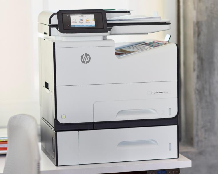 HP PageWide Pro 500 series printers