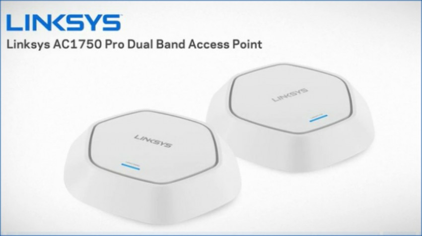 linksys wireless network services