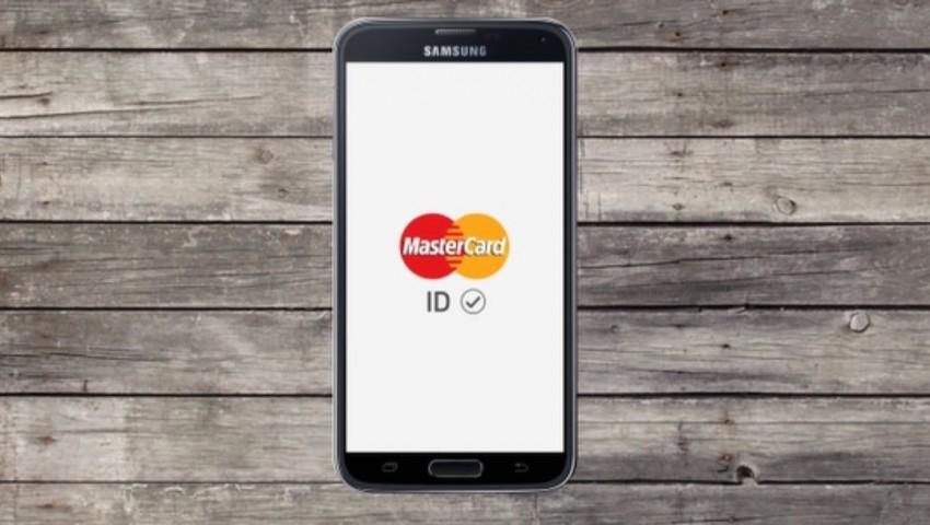 mastercard id check selfie password