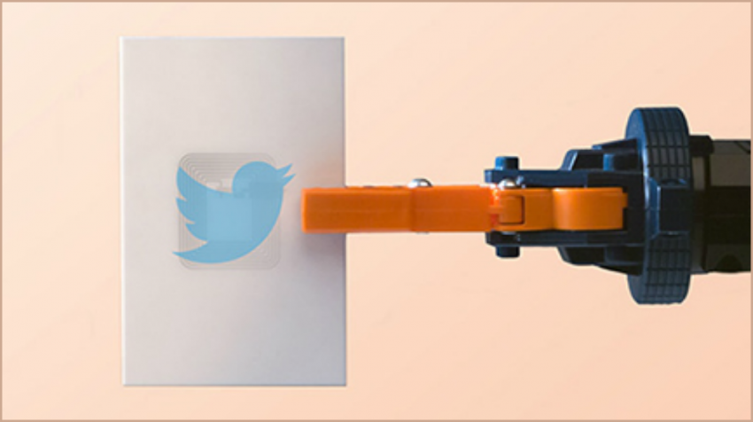 tweet business cards