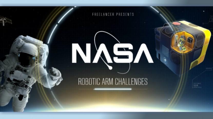 nasa robot arm