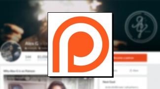 using patreon